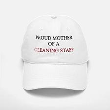 CLEANING-STAFF28 Baseball Baseball Cap