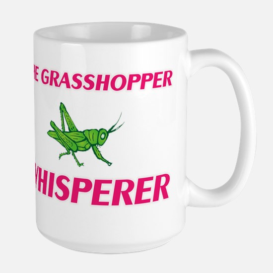 The Grasshopper Whisperer Mugs