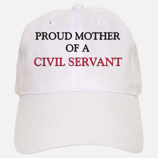 CIVIL-SERVANT42 Baseball Baseball Cap