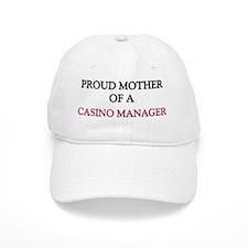 CASINO-MANAGER134 Baseball Cap