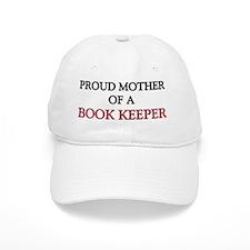 BOOK-KEEPER79 Baseball Cap