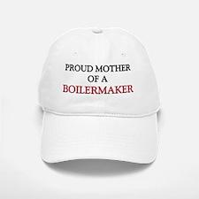 BOILERMAKER17 Baseball Baseball Cap