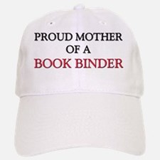 BOOK-BINDER47 Baseball Baseball Cap
