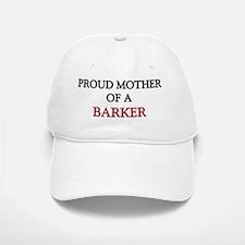 BARKER94 Baseball Baseball Cap