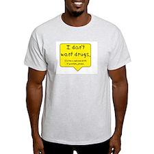 Drug-free birth T-Shirt