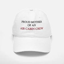 AIR-CABIN-CREW140 Baseball Baseball Cap