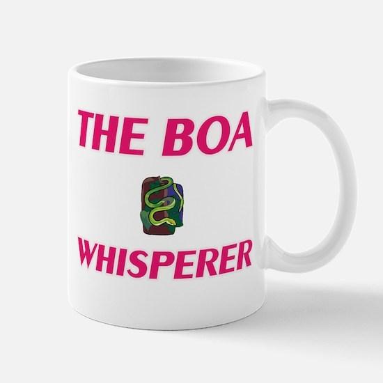The Boa Whisperer Mugs