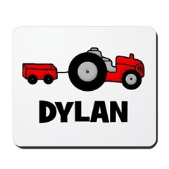 Tractor - Dylan Mousepad