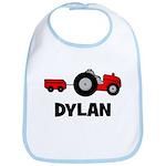 Tractor - Dylan Bib