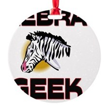 ZEBRA971 Ornament