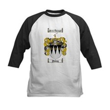 Young Coat of Arms Scottish Crest Tee