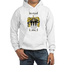 Young Coat of Arms Scottish Crest Hoodie