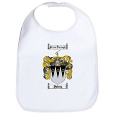 Young Coat of Arms Scottish Crest Bib