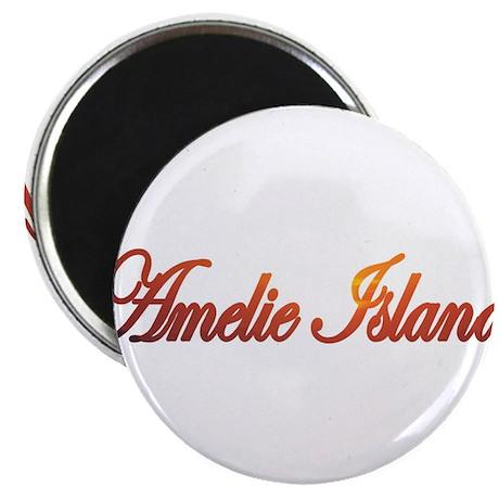 """Amelie Island, Florida 2.25"""" Magnet (10 pack)"""