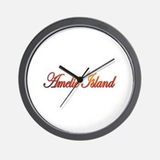 Amelie Island, Florida Wall Clock