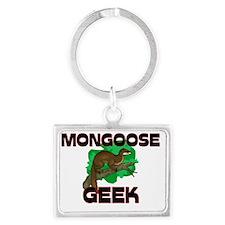 MONGOOSE569 Landscape Keychain
