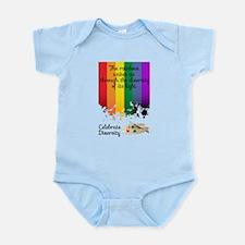 Celebrate Diversity Infant Bodysuit