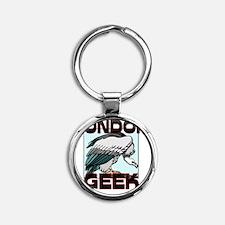 CONDOR64160 Round Keychain