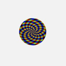 Psychedelic 1 Mini Button (100 pack)