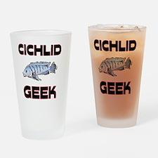 CICHLID129169 Drinking Glass