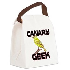 CANARY92187 Canvas Lunch Bag