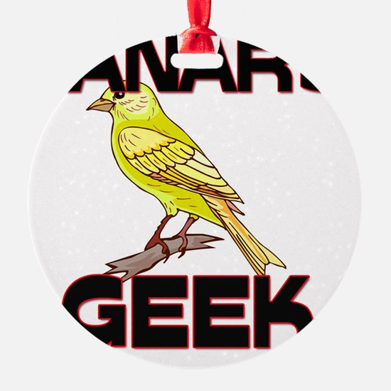 CANARY92187 Ornament