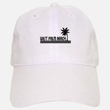 West Palm Beach, Florida Baseball Baseball Cap