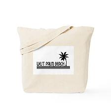 West Palm Beach, Florida Tote Bag