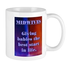 Midwives - best start for babies Mug