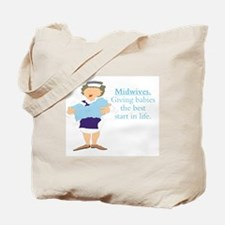 Midwife gift Tote Bag