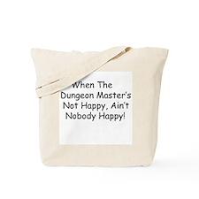 Dungeon Master RPG Tote Bag