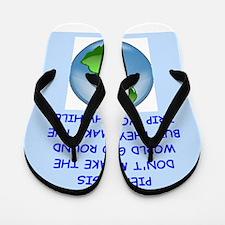 pierogis Flip Flops