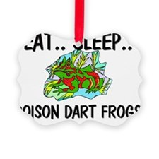 POISON-DART-FROGS5125 Ornament