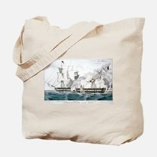 Constitution and Java - 1846 Tote Bag