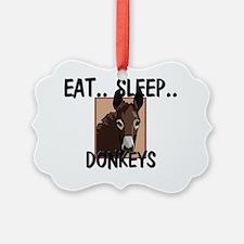 DONKEYS29118 Ornament