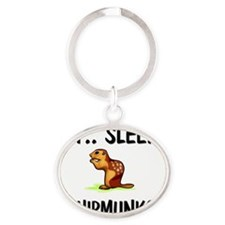 CHIPMUNKS127156 Oval Keychain