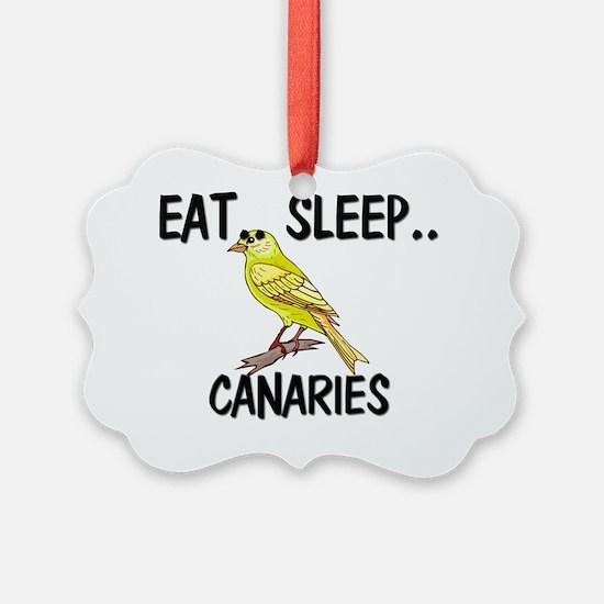 CANARIES109172 Ornament