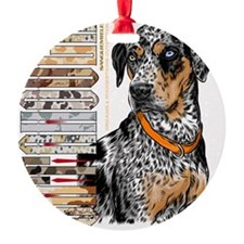 Catahoula Ornament