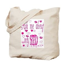 Ask me about my STD Tote Bag