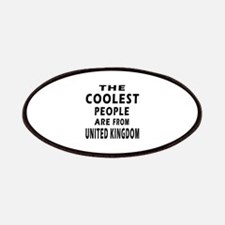 The Coolest United Kingdom Design Patches