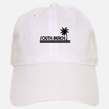 South Beach, Florida Baseball Baseball Cap