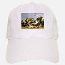 The garden of Gethsemane - 1846 Baseball Baseball Baseball Cap