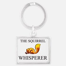 SQUIRREL12350 Landscape Keychain