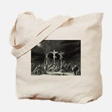 The Crucifixion - 1849 Tote Bag