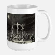 The Crucifixion - 1849 Mugs
