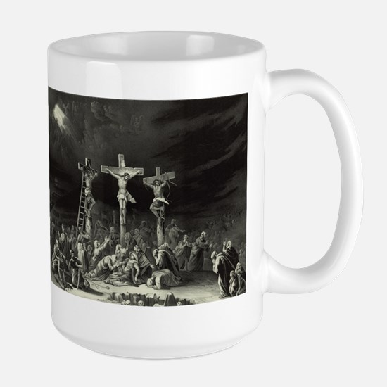 The Crucifixion - 1849 Mugs