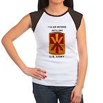11TH AIR DEFENSE ARTILLERY BRIGADE Women's Cap Sle