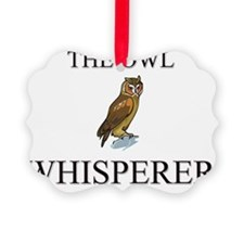 OWL141143 Ornament