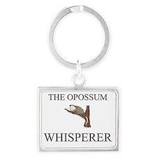 OPOSSUM140151 Landscape Keychain