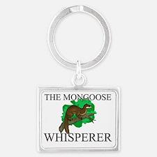 MONGOOSE121171 Landscape Keychain